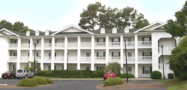 Eastport Golf Villas