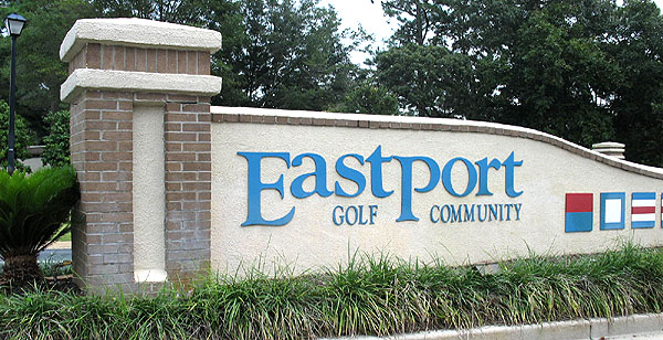 Eastport Golf Course Homes