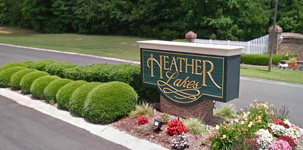 Heather Lakes Homes in Little River