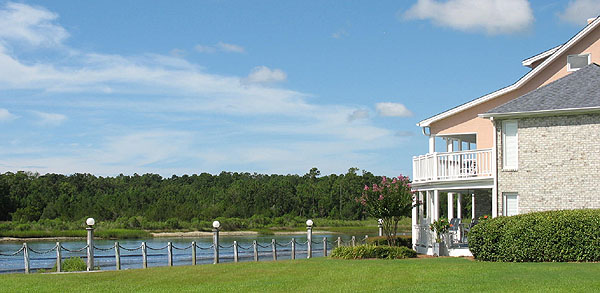 Intracoastal Waterway from Lightkeepers Village