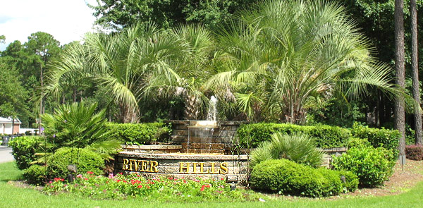 River Hill Golf Homes