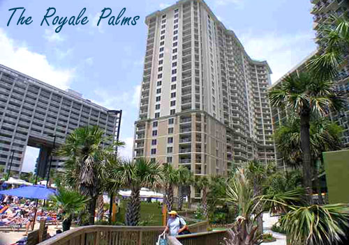 Royale Palms Resort Condos