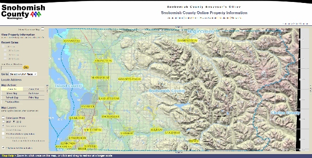 5 Must Use Interactive Snohomish County Maps BarnettAssociatesnet