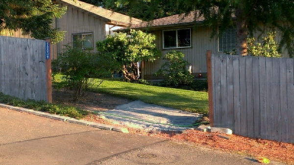 does an neighboring parcel have easement rights