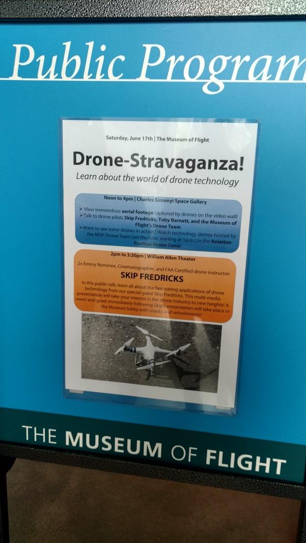 Toby Barnett Drone-Stravaganza