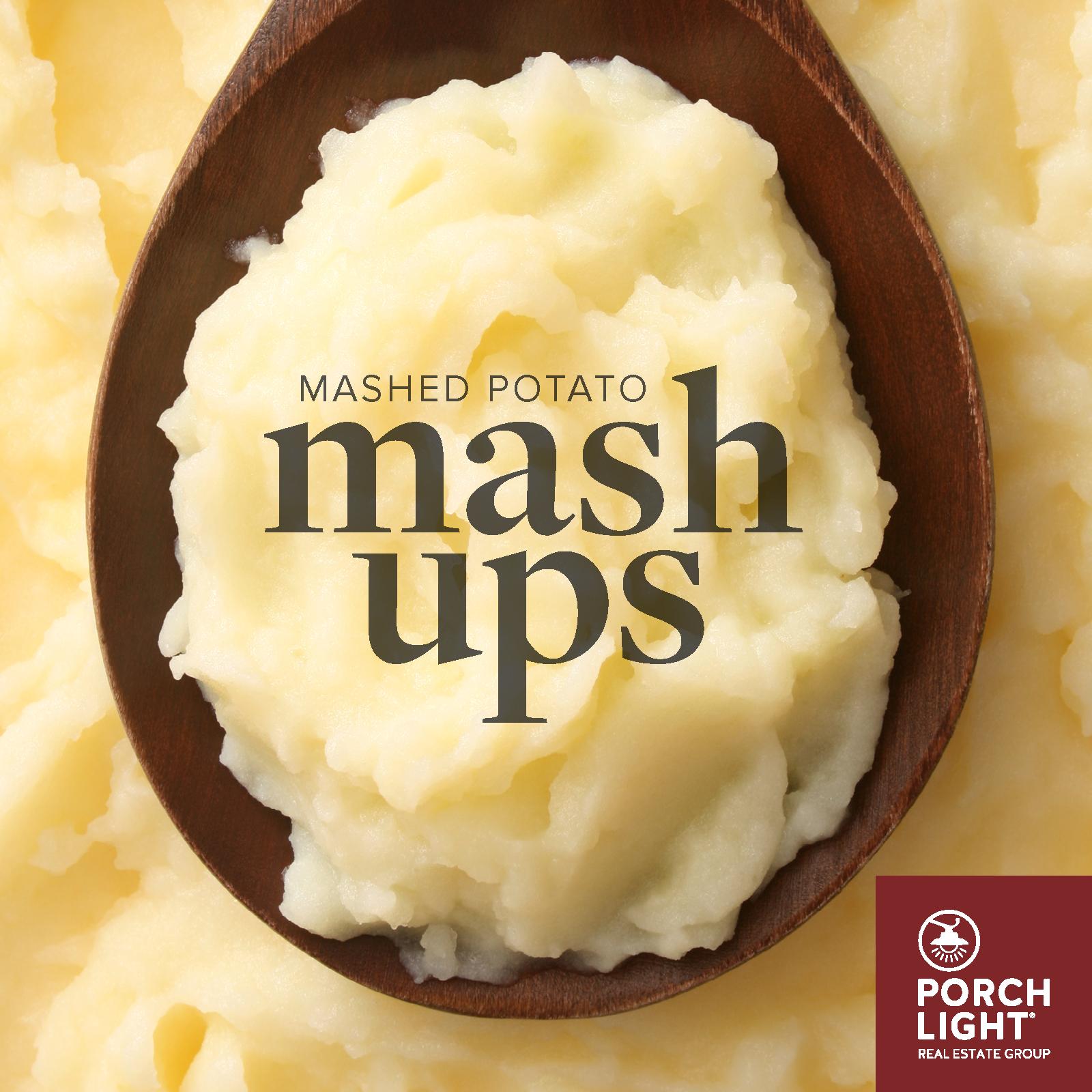Mahed Potato mash ups