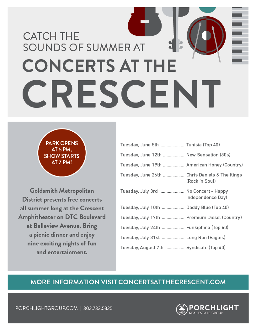 2018 CONCERT AT THE CRESCENT