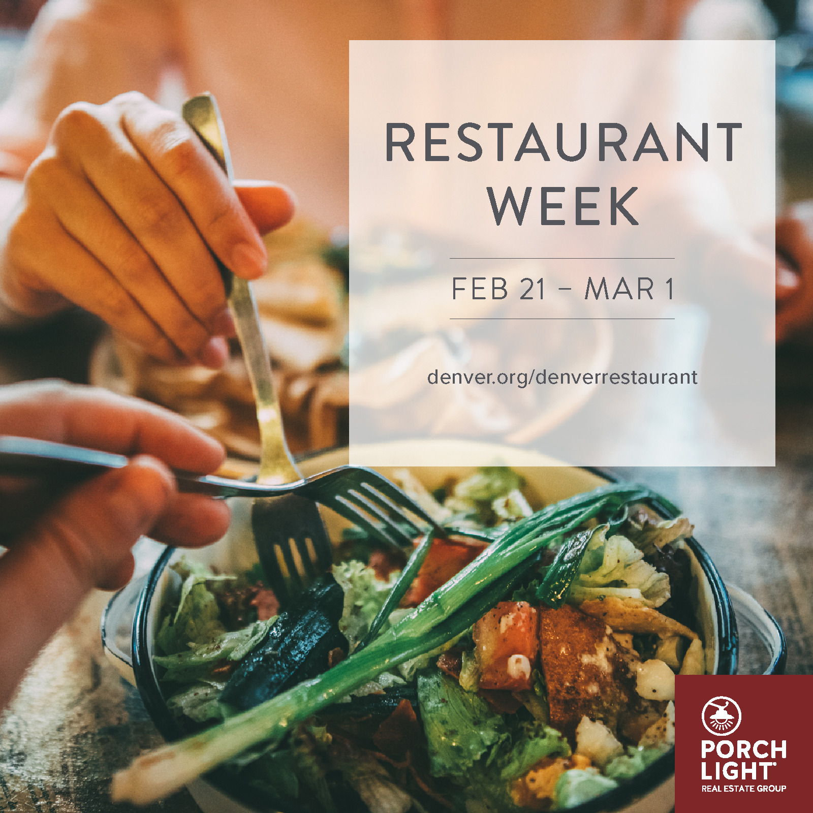 Denver Restaurant Week