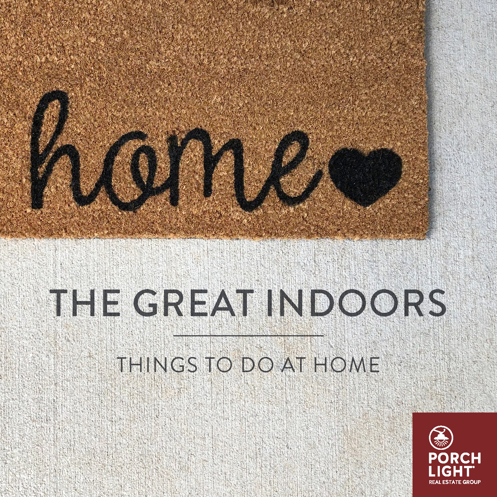 Things To Do At Home