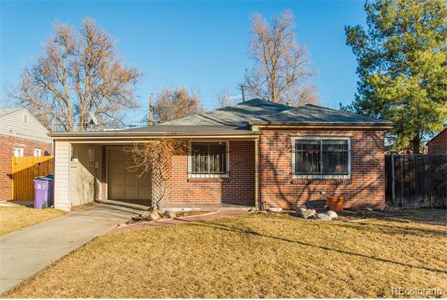 2520 MAGNOLIA ST. DENVER CO 80207