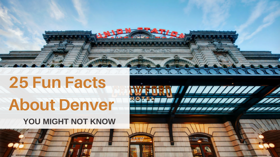 25 Fun Facts About Denver