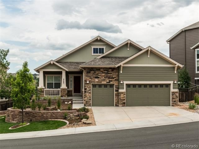 2702 Mclean Court, Castle Rock, CO 80109