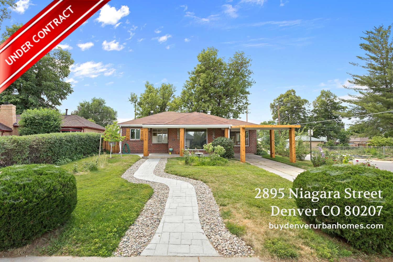 2895 Niagara Street Denver CO 80207