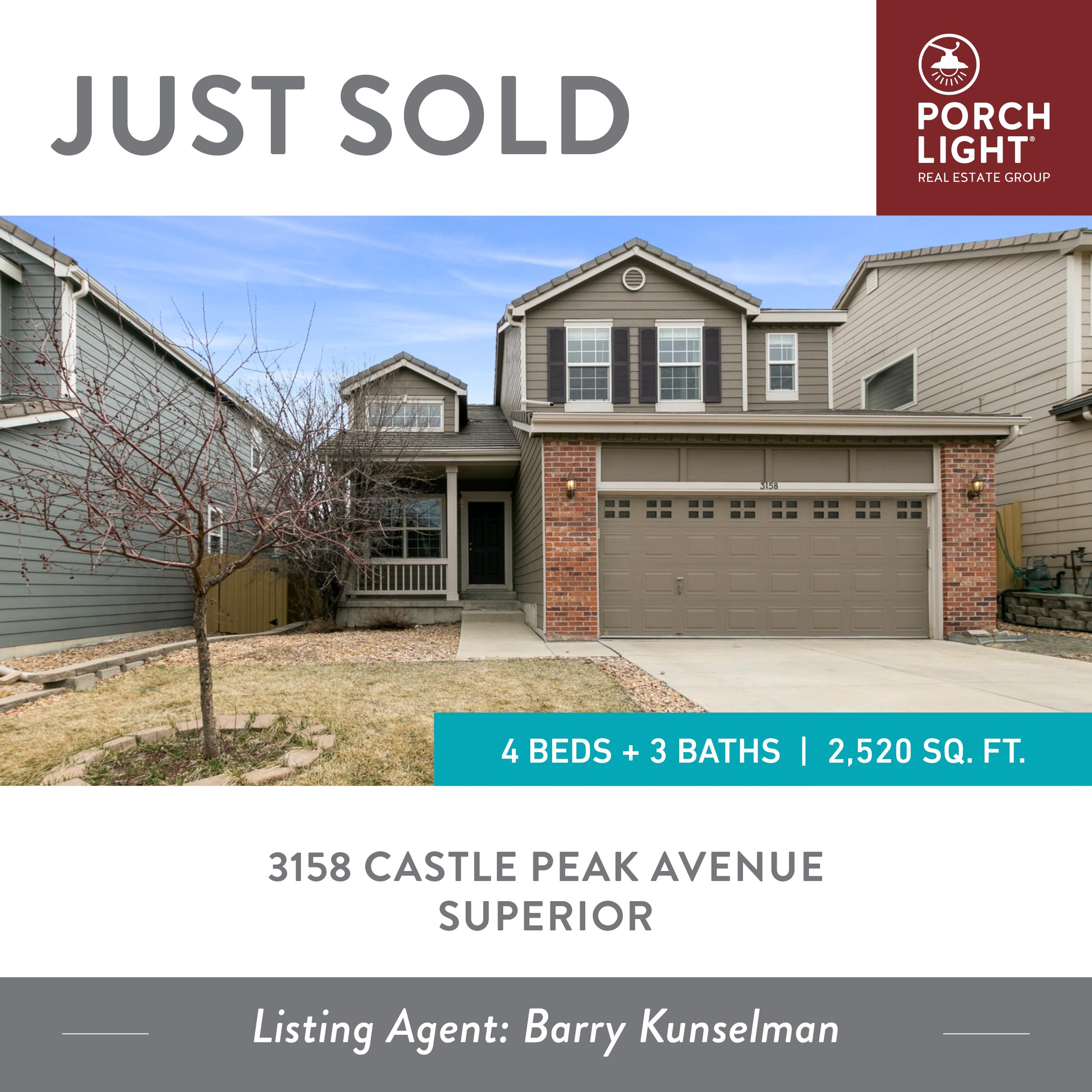 3158 Castle Peak Avenue Superior CO 80027