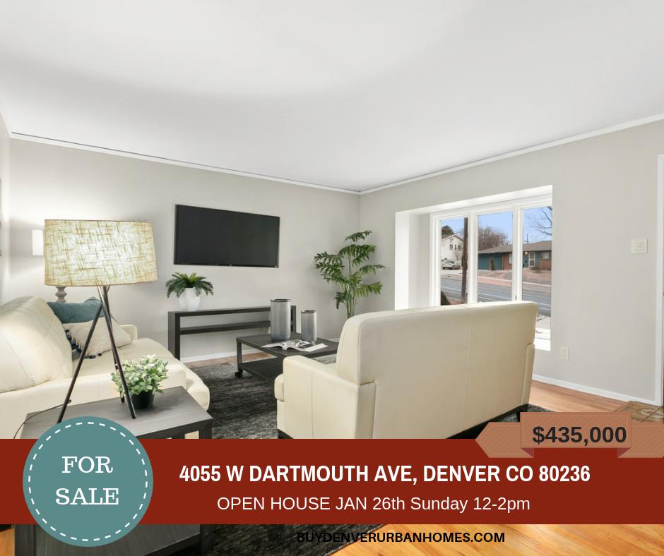 4055 W Dartmouth Avenue, Denver CO 80236