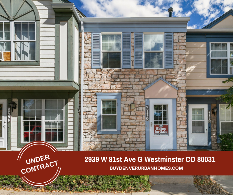 2939 W 81st Avenue G Westminster CO 80031