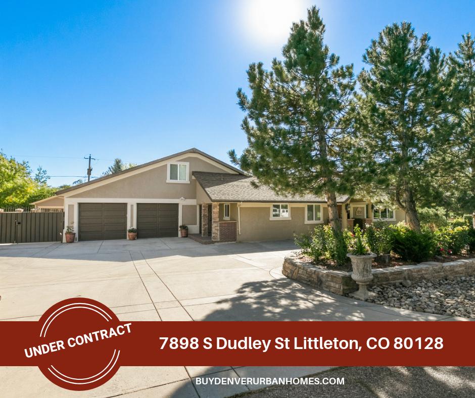 7898 S Dudley Street, Littleton, CO 80128