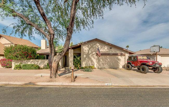 1659 S Sycamore Mesa AZ