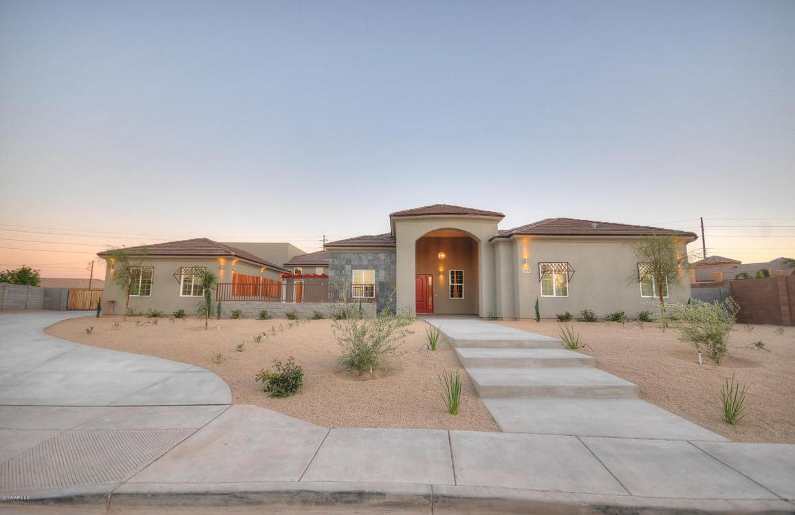 2651 N Ridge Circle Mesa, Arizona 85203