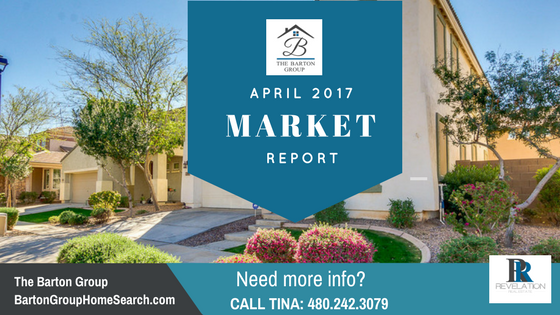 April 2017 Metro Phoenix Real Estate Market Update