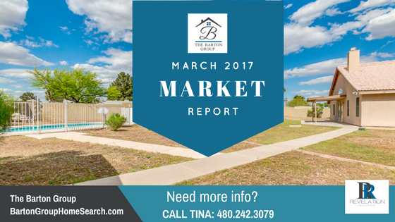 March 2017 Real Estate Market Report