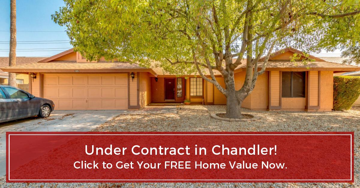 1651 W Manor ST, Chandler, AZ 85224