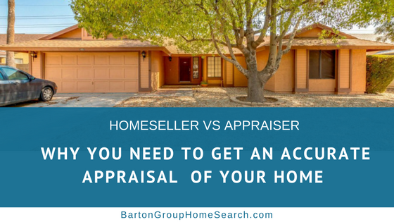 Ensuring Your Home Appraisal