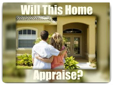 Will this home appraise