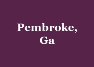 Pembroke, Ga