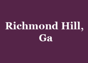 Richmond Hill, Ga