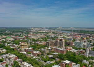 Downtown Savannah