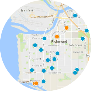 West Richmond Real Estate Map Search