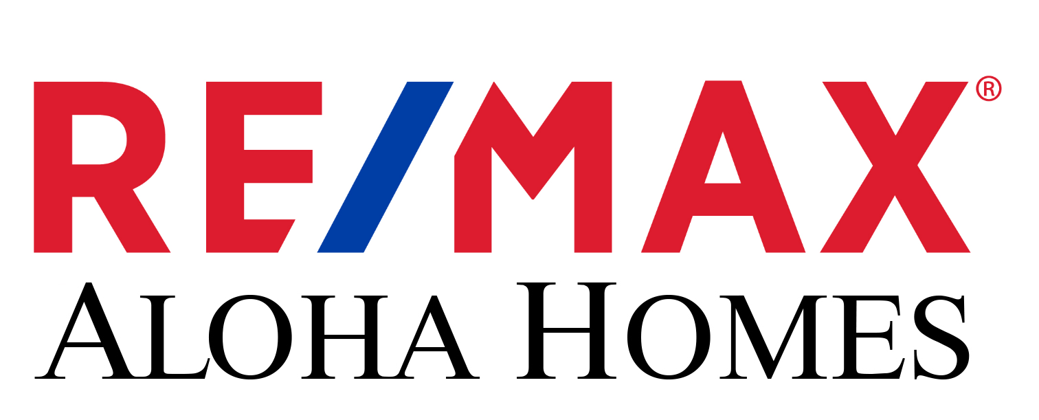 RE/MAX Aloha Homes logo