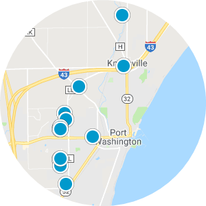 Lake Michigan Real Estate Map Search