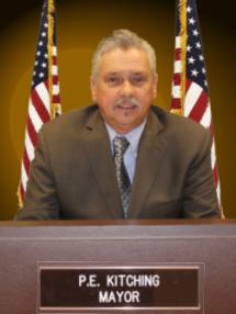 Mayor Patrick E. Kitching