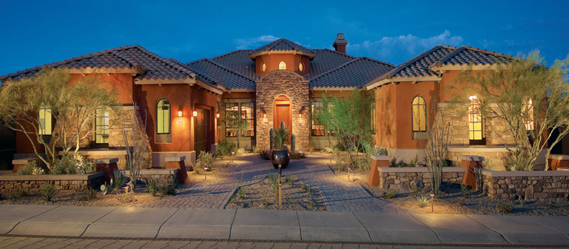 scottsdale Tuscan Style homes for sale