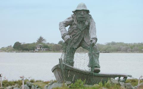 Eureka Fisherman