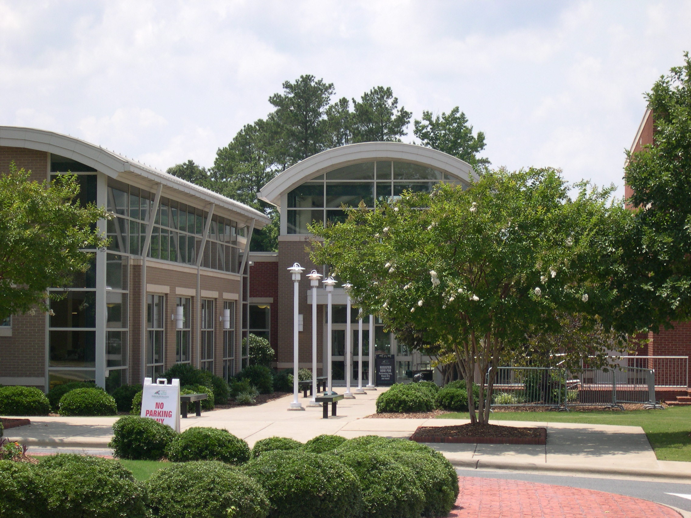 Library and Cultural Center