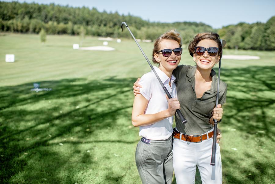 Play golf near your Encinitas Ranch home.