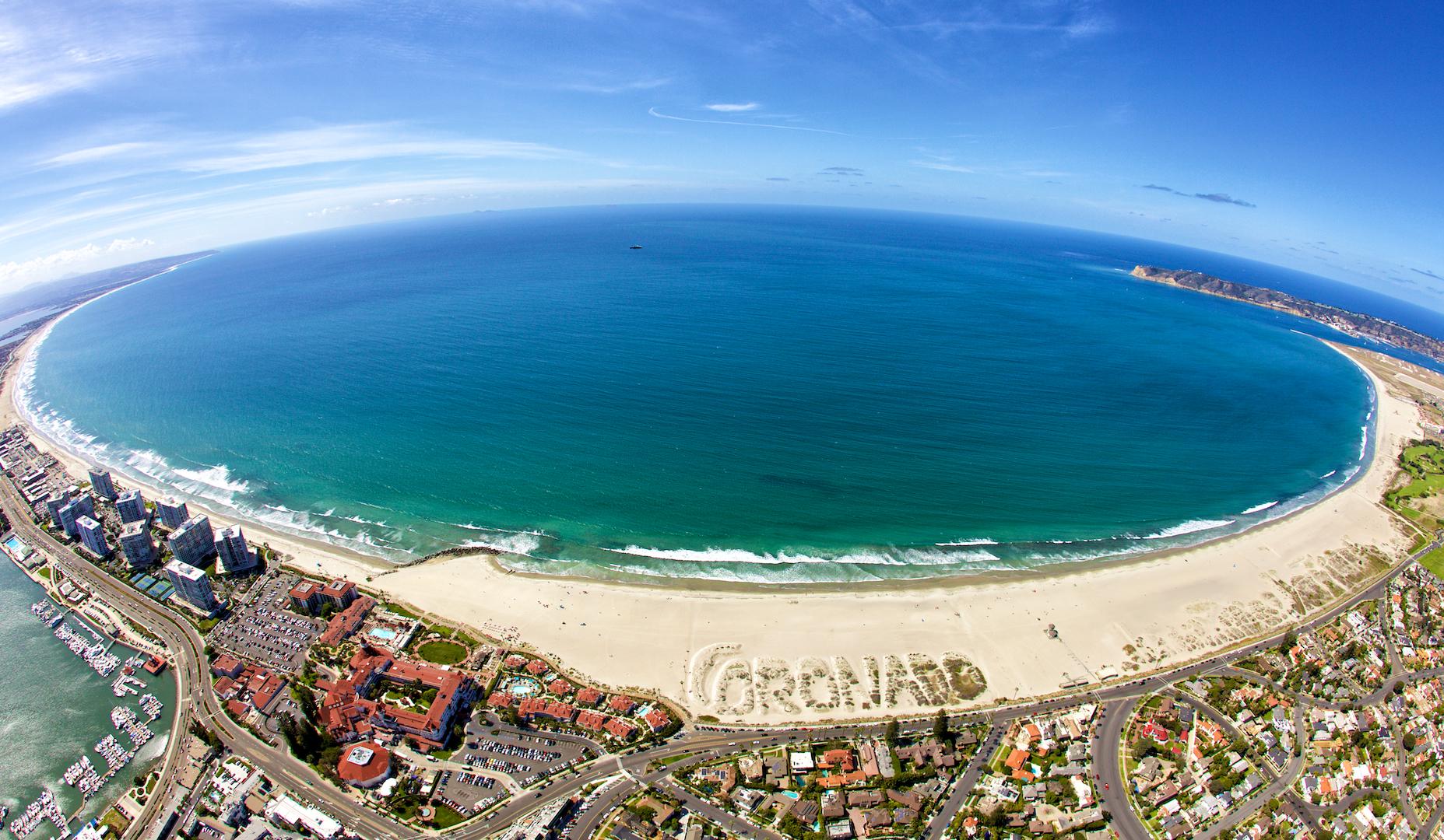 Del Mar City Beach Escondido