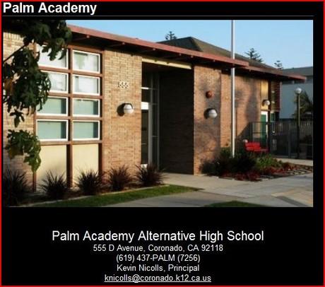 Coronado palm Academy