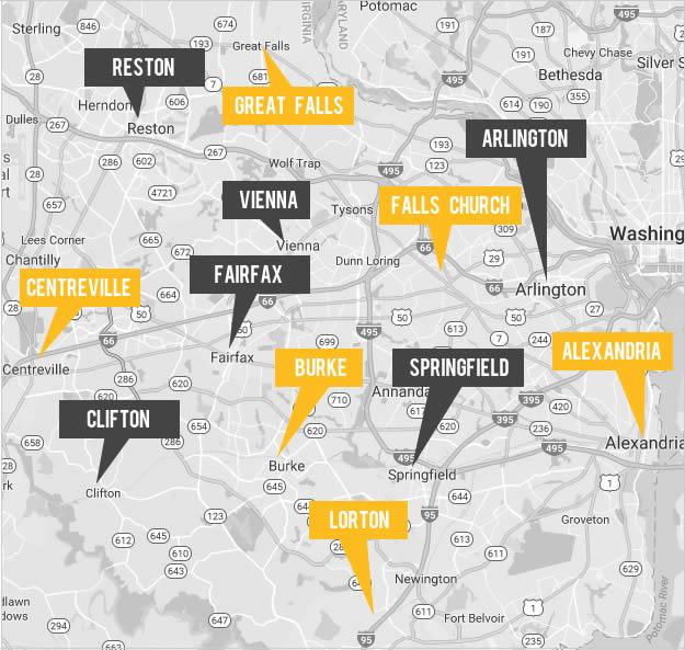 Explore Fairfax County Real Estate