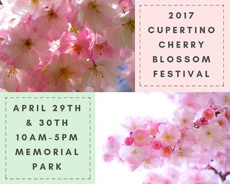 Learn more about the Japanese culture at the 2017 Cupertino Cherry Blossom Festival. Guests will enjoy live entertainment, demos, great food and much more.