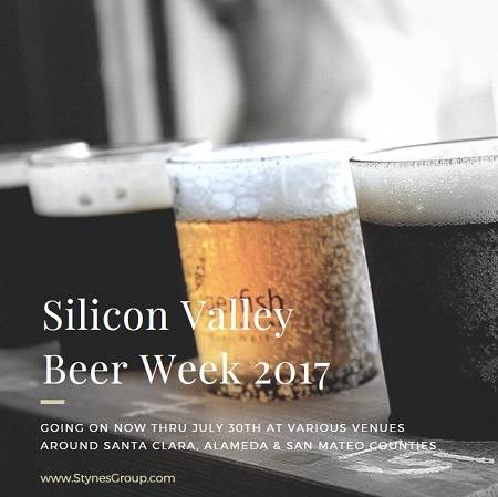 From now through July 30th, enjoy fine locally crafted beer with food, demonstrations and more during Silicon Valley Beer Week 2017.