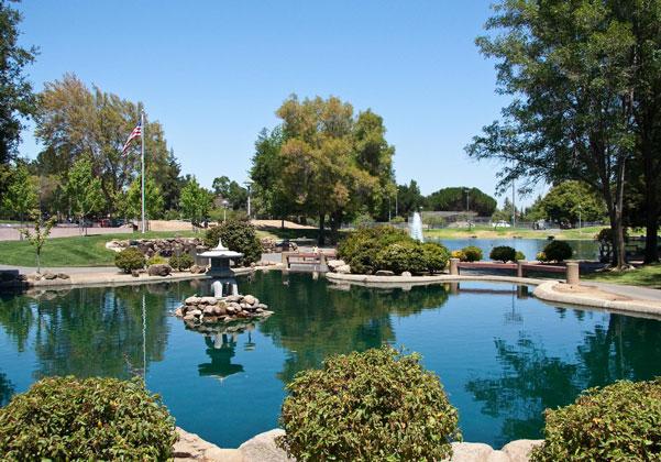 Memorial Park, Cupertino CA