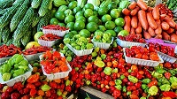 Forget the grocery store. Visit one of our local Silicon Valley farmers markets instead for the freshest in meat and produce. Go green and support your local farmer.
