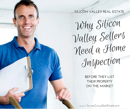 Did you know a home inspection isn't just for buyers? They help Silicon Valley home sellers, too. A pre-listing home inspection gives you time to fix problems before a buyer sees them. In turn, you could get more money for your home.