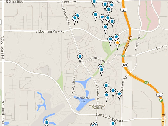 McCormick Ranch Real Estate Listings