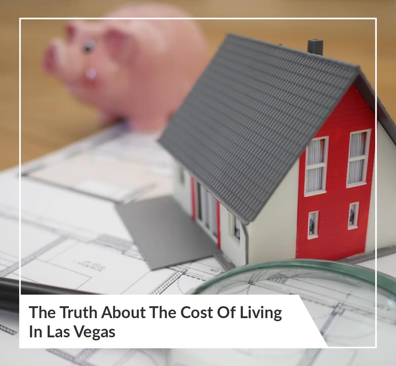 Cost of Living Vegas