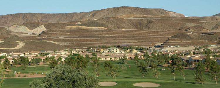 Dessert Willow Golf Course